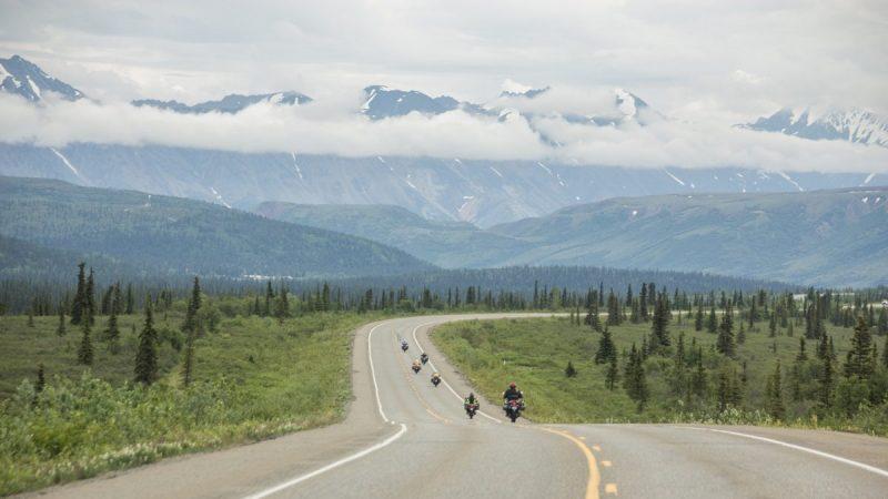 Alaska's Most Popular Motorcycle Adventures